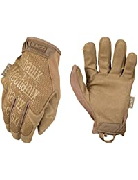 Mechanix Wear - Original Coyote Gloves (X-Large, Brown)