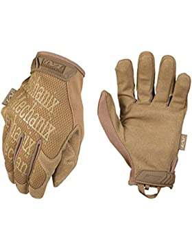 Mechanix Wear - Guantes Originales del coyote (Medio, Brown)