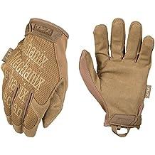 Mechanix Wear - Guantes Originales del coyote (Pequeño, Brown)