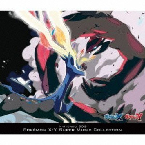 Nintendo 3DS Pokémon X・Y Super Music Collection (Pokemon Music Box)