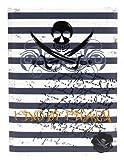 Goldbuch 43199 Freundebuch A5, Pirate King, 72 illustrierte Seiten