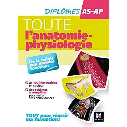 Toute l'anatomie - physiologie - Aide-Soignant, Auxiliaire de puériculture - DEAS-DEAP