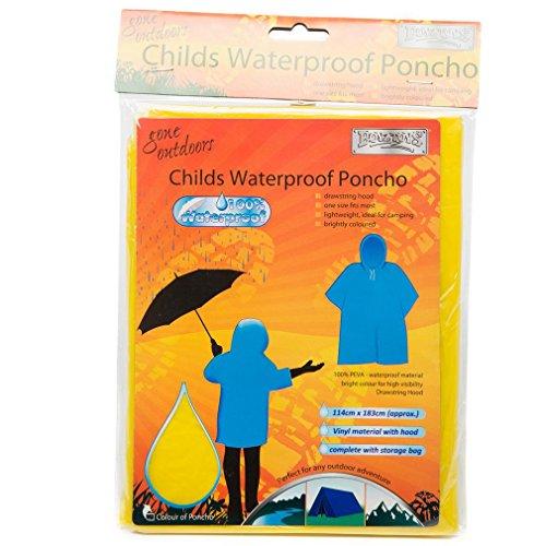 BOYZ-TOYS-Childrens-Waterproof-Poncho