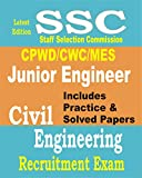 SSC Junior Engineer 2019 ( CPWD/MES/CWE ) : Civil Engineering Solved Papers & Practice Sets