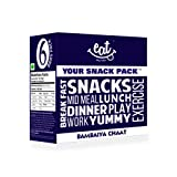 #3: EAT Anytime Bambaiya Chaat Bars - 228g (38g x 6 bars)