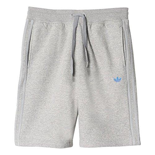 Adidas Knit Fleece Pant (adidas Herren Shorts Classic FLE Grau, XL)