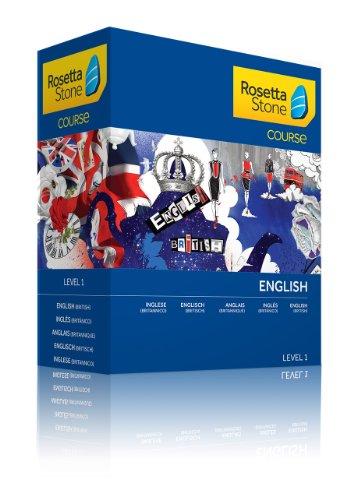 Rosetta Stone Course - Einstiegsniveau Englisch (Britisch) Level 1