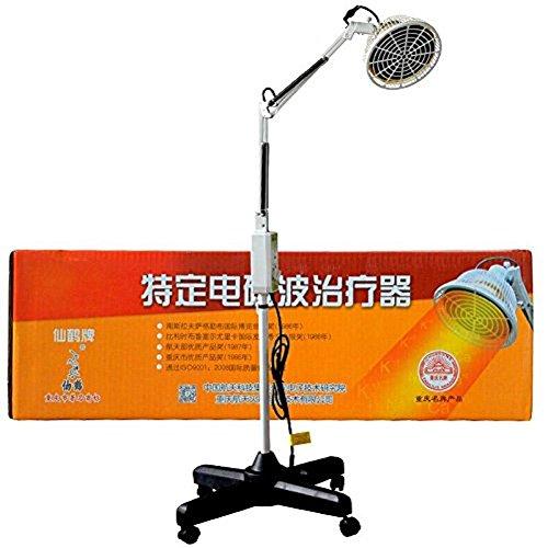 Far Mineral Wärme Lampe Platte Therapie Licht Schmerzlinderung Heizgerät für Arthritis Entzündung Wunde Muskeln 300 Watt TDP Far Mineral Wärme Lampe (Licht Schmerzlinderung)