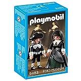 Playmobil 9483 Marten & OOPJEN DE Rembrandt