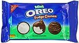 Oreo Mint Fudge Creme 11.3 oz (Pack of 3)