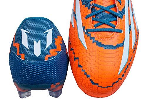 adidas Performance Messi 10.2 FG, Football Compétition Homme Orange