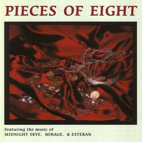 Preisvergleich Produktbild Pieces of Eight by Midnight Skye (1996-01-26)