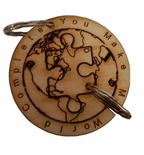 mundo-puzzle-llavero-grabado-parejas-regalo