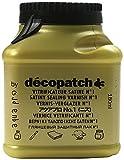 Décopatch–Vetrificatore satinato 180 ml oro