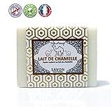 Seife mit Kamelmilch, 100 g, hergestellt in Frankreich, ohne Farbstoffe
