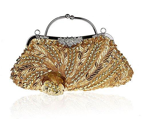 Fashion sac à dîner/ sac à main perlé/Strass sac à main/ ladies sac du soir-A A
