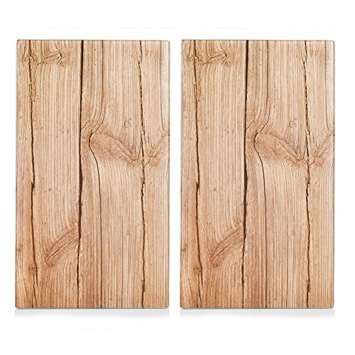 plaques-de-decouper-herdabdeck-lot-de-2-wood-protection-anti-eclaboussures-ceranf-eldab-de-couvertur
