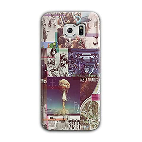 Space Aquarius Fashion Symbol Fun 3D Samsung Galaxy S6 Case