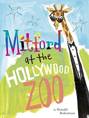 Mitford at the Hollywood Zoo (English Edition)