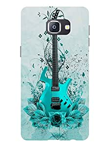 TREECASE Designer Printed Soft Silicone Back Case Cover For Samsung Galaxy A9 Pro