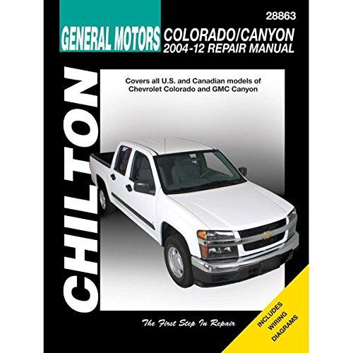 Chevrolet Colorado/GMC Canyon (Chilton)