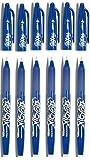 Bolígrafo Borrable PILOT Frixion Ball Azul, Pack x6