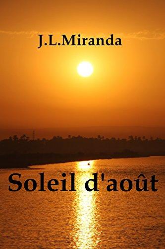 Couverture du livre Soleil d'août