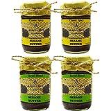 Auroganics Seanut Butter 140 Gm Each - Pack Of 4