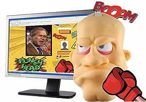 """USB-Gadget Hau-Drauf-Gesicht """"Punch Head"""""""
