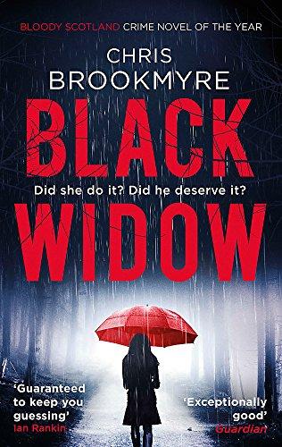 Black Widow: Award-Winning Crime Novel of the Year (Jack Parlabane)