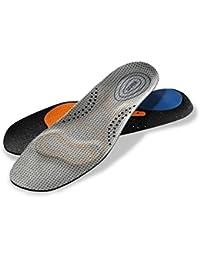 Uvex - Plantillas Hydroflex® 3D Ultra transpirable. Ideal para botas de agua, botas de trabajo etc.