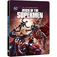 Reign of the Supermen Steelbook