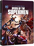 Reign of the Supermen Steelbook [Blu-ray] [2018]