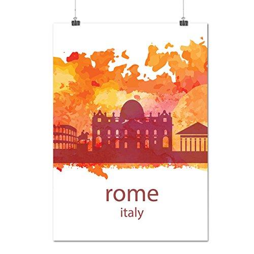 orange-city-urban-rome-city-sight-matte-glossy-poster-a3-42cm-x-30cm-wellcoda
