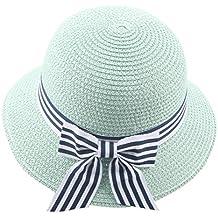2f26d33cfbfb8 Sombrero del Sol del Verano De Los Niños AIMEE7 Sombrero De Copa del  Sombrero De Paja