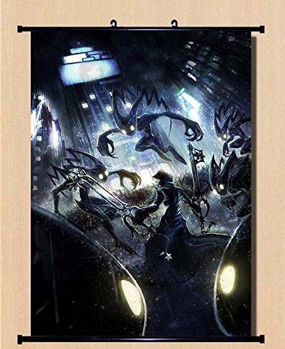 Home Decor Anime Kingdom Hearts Serie Scroll Poster 59,9x 89,9cm -057