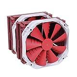 Phanteks PH-TC14PE CPU Cooler - Red