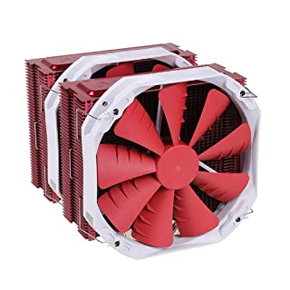 Phanteks PH-TC14PE CPU Cooler - Red (B005ORDOBQ) | Amazon price tracker / tracking, Amazon price history charts, Amazon price watches, Amazon price drop alerts