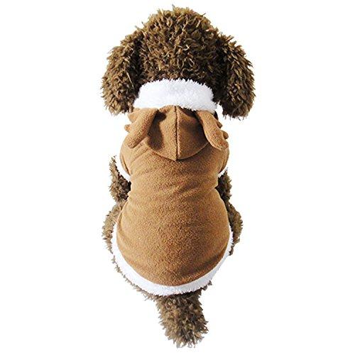 Evergreens Eik Design Hunde COS Coat L