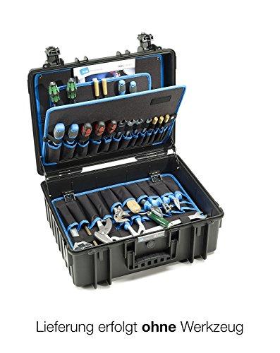 B&W Werkzeugkoffer JET 6000, 117.18/P (Lieferung erfolgt ohne Werkzeug)