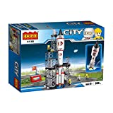 Cogo - Cohete en estación Espacial 4130 - Bloques de construcción...