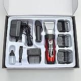 Akku Profi Haarschneider - Haarschneider - Haarschneidemaschine mit 4 Aufsätzen