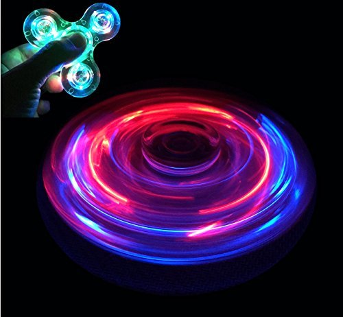 led-light-fidget-hand-spinner-toy-tri-spinner-stress-reducer-3-5-minutes-average-spins-bearings-anxi