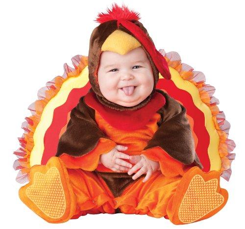 Baby Kostüm Truthahn - Truthahn Baby Kostüm - 12-18 Monate