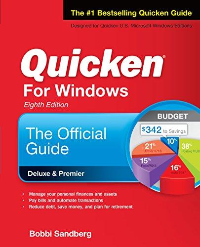 Quicken for Windows: The Official Guide, Eighth Edition (Quicken Guide) por Bobbi Sandberg