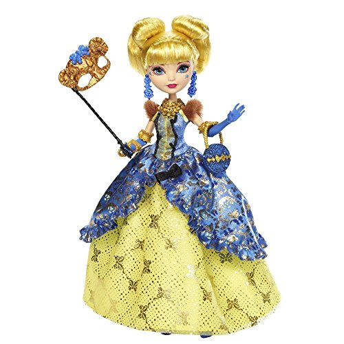 Mattel CBT87 - Modepuppe - Ever After High Blondie Lockes