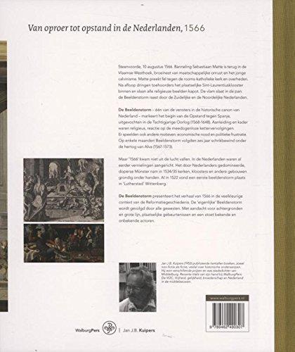 De Beeldenstorm van oproer tot opstand in de Nederlanden 1566