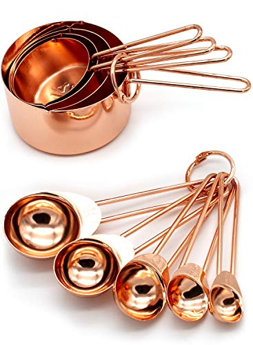 9 Piece Copper...