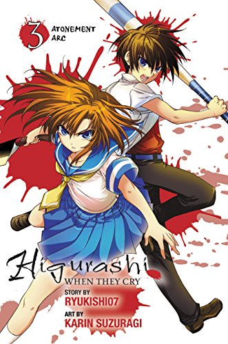 Higurashi When They Cry: Atonement Arc, Vol. 3 por Ryukishi07
