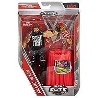WWE serie Elite 47 Action Figure - Kevin Owens W/ Rosso Universale Campionato Cintura - Nuovissime in scatola
